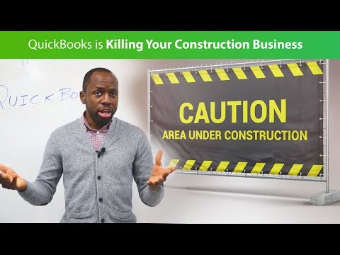quickbooks-is-killing-your-construction-business!-|-part-1