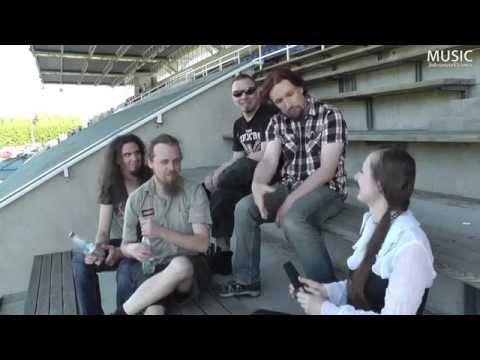 SONATA ARCTICA at Kivenlahti Rock 2014 (Finnish with English subs)