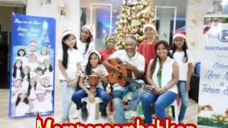 O HOLY NIGHT - MARIAH CAREY COVER by ANANA DA SILVA CHOIR || PACIFIC HOTEL || SALAM NATAL DARI AMBON