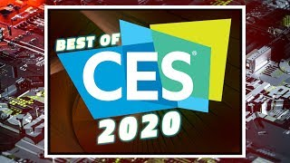 The Best of CES 2020 – OnePlus Concept One, Intel's Foldable Laptop, and More