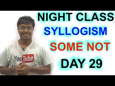 IBPS PO 2016 ( Night class Day #29) SOME NOT