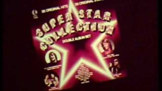 "K-tel Records ""Super Star Collection"" commercial"