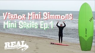 Vernor Mini Simmons Mini Series Ep 1