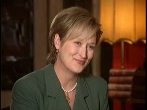 """Meryl Streep - Making of """"Sophie"""