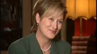 "Meryl Streep - Making of ""Sophie"
