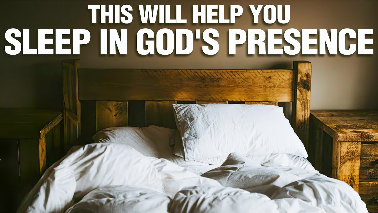 Listen & Pray Before You Sleep | Peaceful Bedtime Talk Down