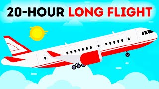 The Longest 20-Hour Flight in the World: Why So Special?