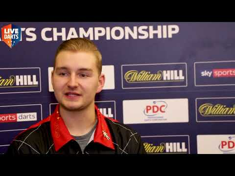 """Dimitri van den Bergh: """"I need to put at least 20 points on my average, I know I can"""""""