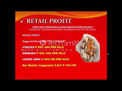 Cebu's Best Boneless Lechon Franchise Presentation