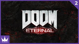 Twitch Livestream | DOOM Eternal Part 2 (FINAL) [Xbox One]