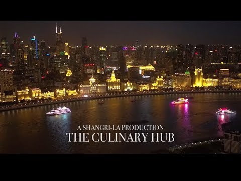 The Culinary Club at Jing An Shangri-La, West Shanghai