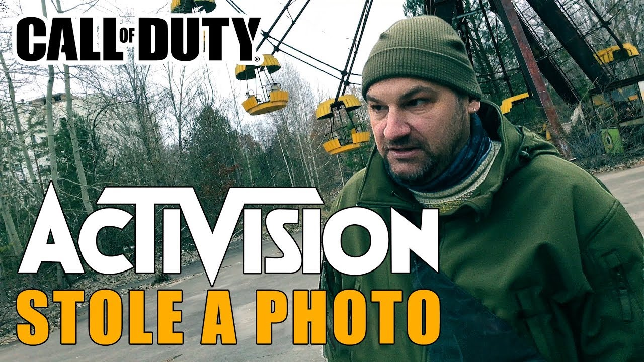 ACTIVISION STOLE A PHOTOS FOR COD: MW [with proofs]