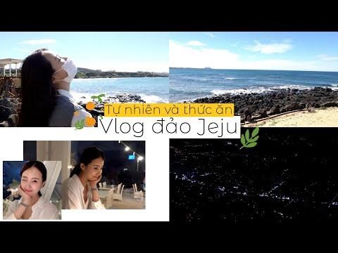 VLOG HQ Ep.3) Du lịch đảo Jeju✈ khu nghỉ dưỡng tiêu biểu của Hàn Quốc!