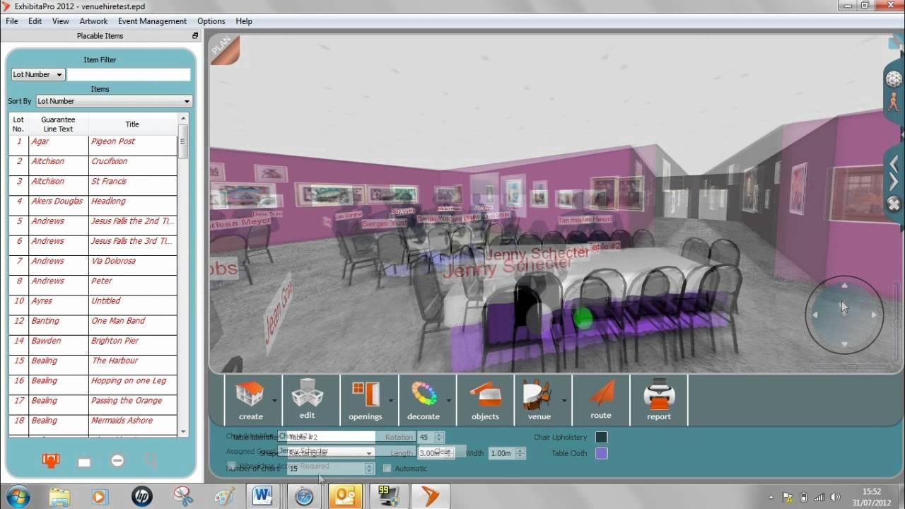 ExhibitaVenue-3D Event Design & Management