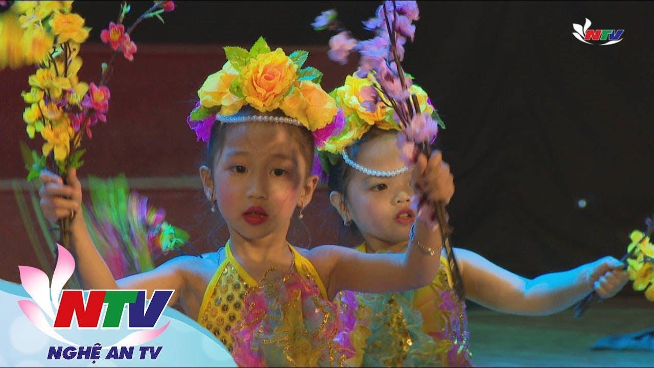 Xuân vạn phúc ❤ Các cháu Nhà văn hoá thiếu nhi Việt Đức