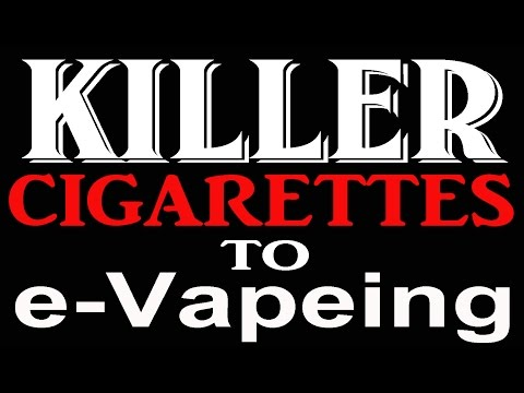 Switching from Killer Cigarettes to e-juice & E Vaping for beginners some sound advise