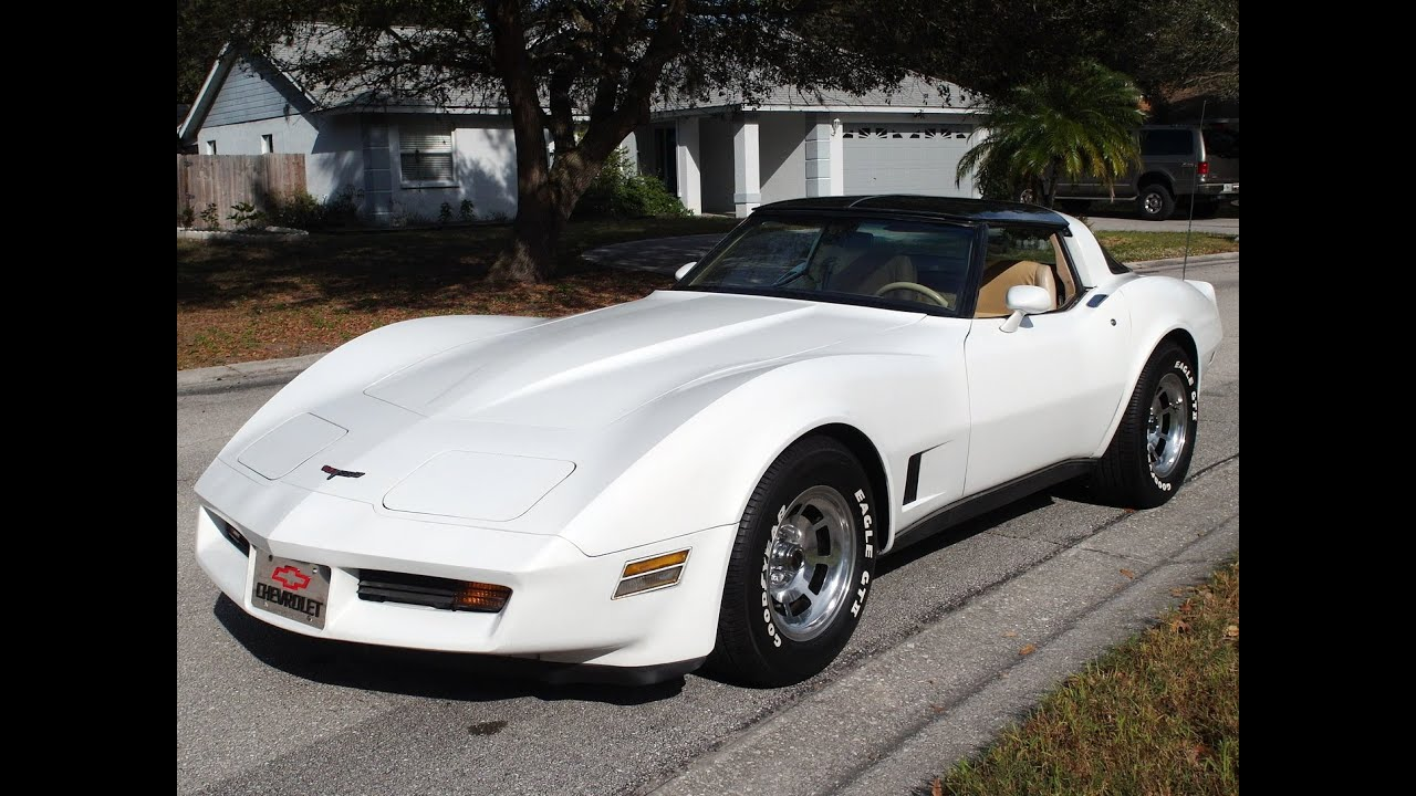 1980 white corvette coupe with manual transmission for sale the. Cars Review. Best American Auto & Cars Review