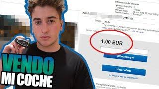 VENDO MI COCHE POR 1 EURO!! *NO CLICKBAIT* [bytarifa]