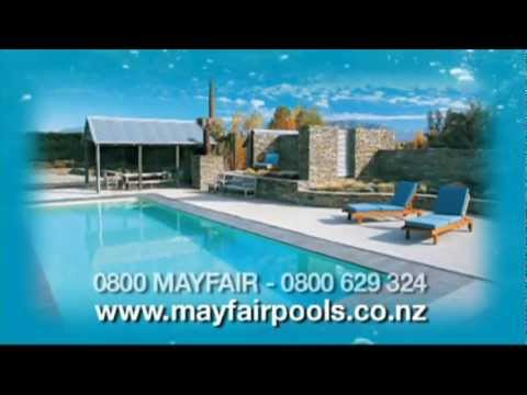 Swimming Pools by Mayfair Pools NZ
