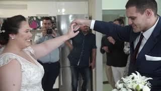 נתי ויעל החתונה - Tu Cancion