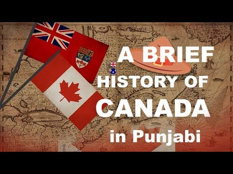 History of Canada in Punjabi by the REDFM Team #Calgary