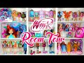 WINX CLUB COLLECTION ROOM TOUR 2020 🧚‍♀️✨