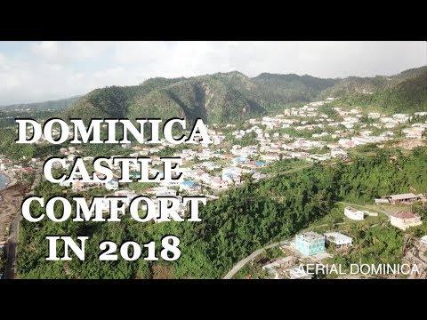 CASTLE COMFORT 2018 DOMINICA - AERIAL DOMINICA