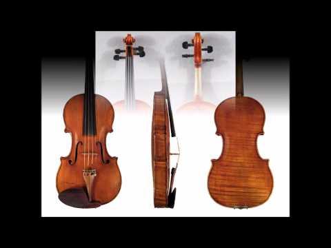 Anders Nilsson - Violinkonsert (A great Swedish composer)