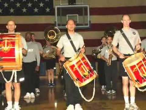 """US Army Europe Band plays """"Symphonic Prelude"""""""