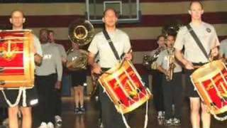 "US Army Europe Band plays ""Symphonic Prelude"""