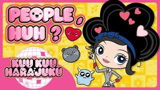 Video Kuu Kuu Harajuku | People Huh? | Kuu Kuu Close-Up download MP3, 3GP, MP4, WEBM, AVI, FLV November 2018
