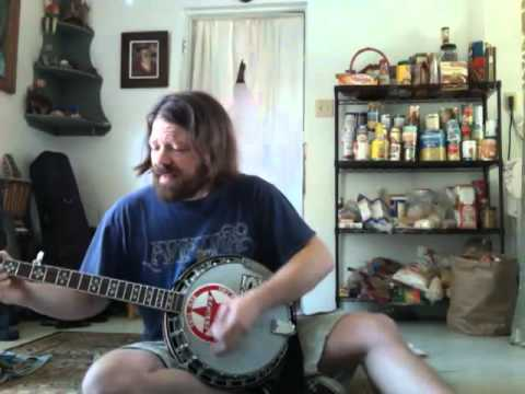 Avett Brothers cover- Shame- On Banjo - YouTube