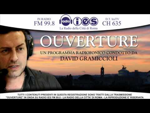 TOM BOSCO (LEGGE MARZIALE IN USA?) RADIO IES OUVERTURE