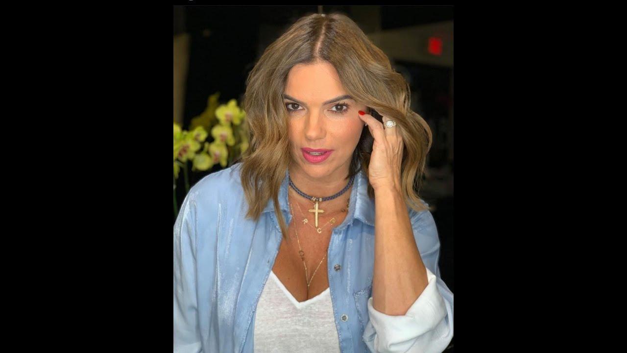 Paso a paso para hacer el Corte de cabello BOB de Rashel Diaz presentadora del show Un Nuevo Día