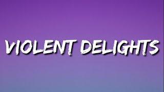 CHVRCHES - Violent Delights (Lyrics)
