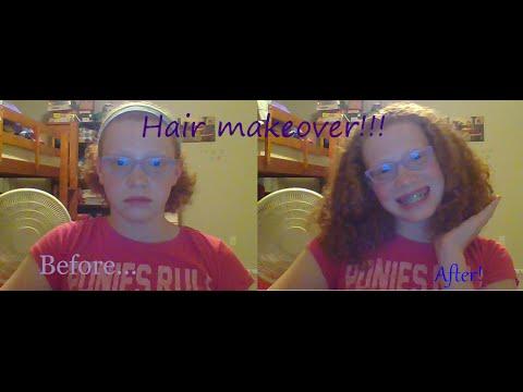 Hair makeover!!!
