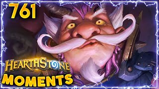 JARAXXUS IS... SHUDDERWOCK?! | Hearthstone Daily Moments Ep.761