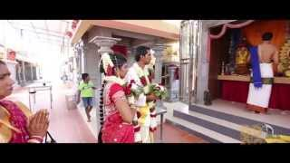 Malaysian Indian Wedding Cinematic Montage Uvaraj+Shoba 31-08-2013 By Golden Dreams 0122243604
