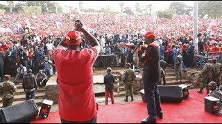 We will provide security, stay in Nairobi and vote – Uhuru