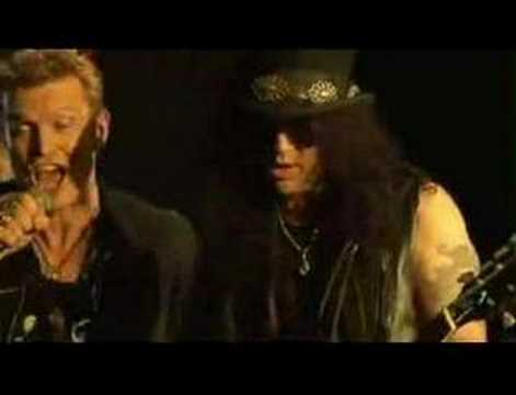 Slash, Billy Idol, Derek Sherinian - In the Summertime