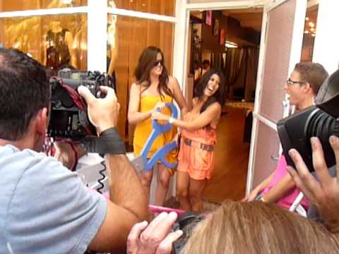 Khloe And Kourtney Open DASH Miami