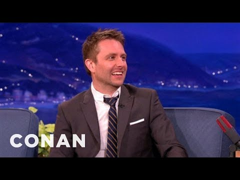 Chris Hardwick On Loser YouTube Commenters - CONAN on TBS