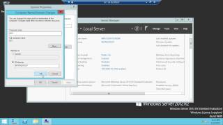 Active Directory Win Server 2012 R2 AD DS