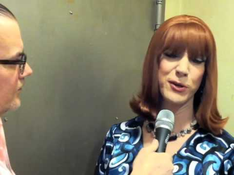 Coco Peru: On redheads, and how Michelle Bachman keeps her lisping hubby happy