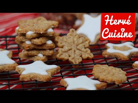 recette-facile-des-gâteaux-ou-biscuits-étoiles-de-noël
