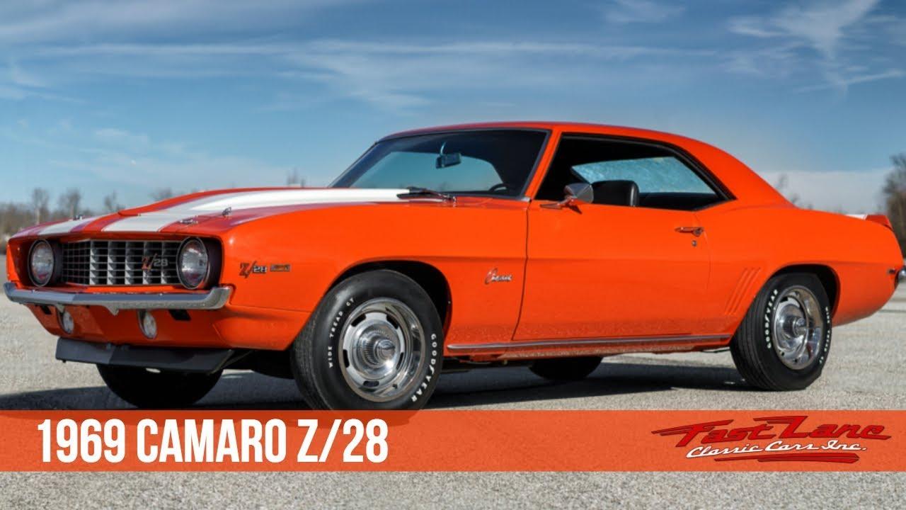 1969 Chevrolet Camaro | Fast Lane Classic Cars