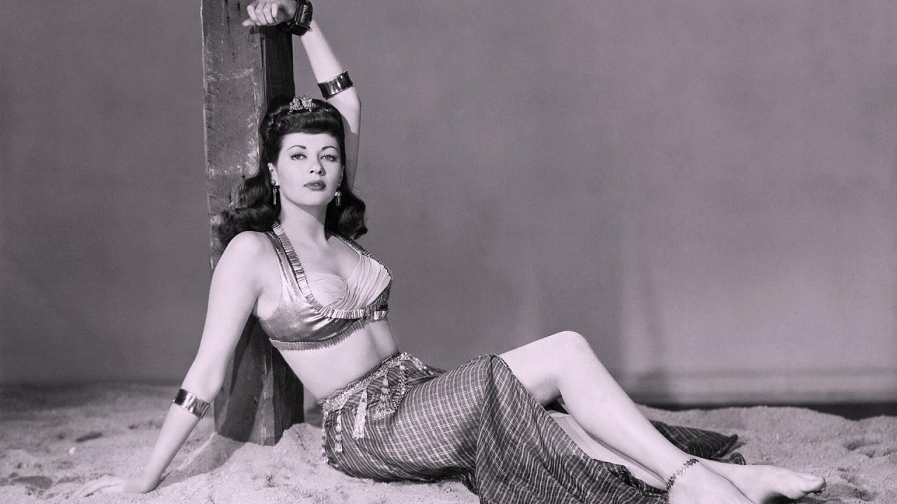 Yvonne De Carlo Documentary Youtube