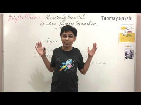 Multiprocessing & Python: Massively Parallel Random Number Generation Benchmark on DigitalOcean!
