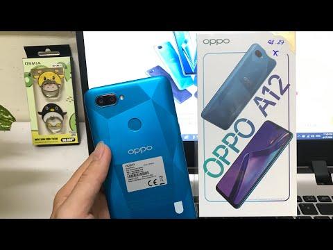 Oppo A12 | Mở hộp Oppo A12 giá rẻ tại thế giới di động | Unboxing Oppo A12