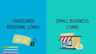 ✅ Small Business Loans For Small Company Unsecured Personal Loans Animation Marketing  PlushFunding